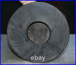 7 Récupérer la Chine ancienne antique Huanghuali en bois sculpté à la main