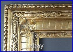 Ancien Cadre Format 58 / 59 / 60 / 61 / 62 cm x 39 / 40 / 41 / 42 cm Peinture