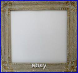 Ancien cadre en bois sculpté dlg Montparnasse Bouche. 59 x 55 cm