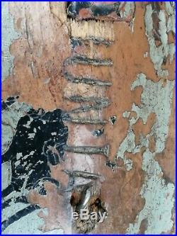 Ancien canard leurre chasse bois sculpté carved wood duck Decoy