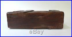 Ancienne rape à coco en bois sculpté ZOOMORPHE Thailande fin 19ème