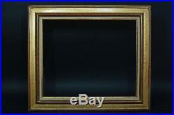 Beau Cadre ancien pour Tableau Peinture en bois doré antique Frame Cornice