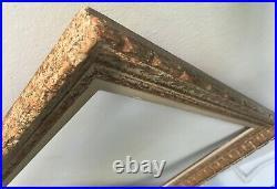 Beau cadre ancien Montparnasse Format 12 P (61 x 46 cm) 1ère partie XX° -TBE