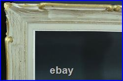 Beau cadre ancien Tableau bois doré sculpté Montparnasse Frame painting