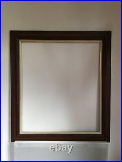 Cadre tableau ancien Debut XXe-s Pour Toile 70cmx80cm