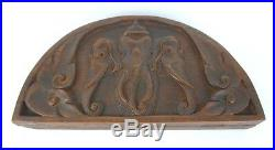 Rare BALANCE Ancienne VIETNAM avec Coffret en Bois sculpté Décor Éléphant ASIE